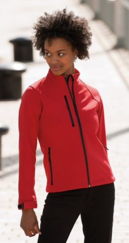 Russel Ladies Softshell Jacket - 140F