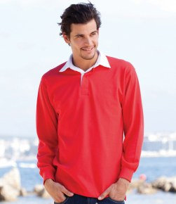 Front Row Rugby Top - Mens
