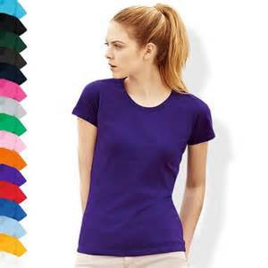 Fruit Of The Loom - Lady Fit T-Shirt - SS79M