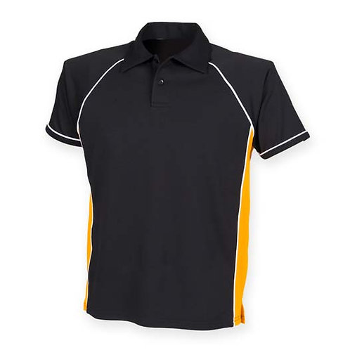 Finden & Hales 2 Colour Polo - LV370