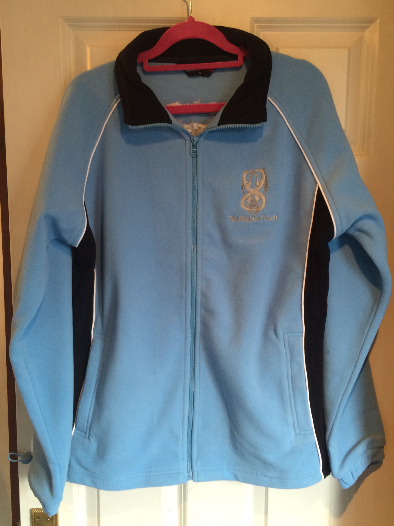 Finden Hales Ladies Full Zip Fleece