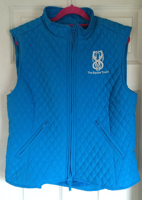 Shires Quilted Gilet