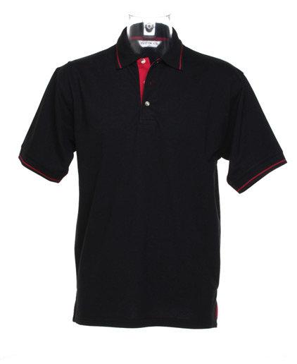 Kustom Kit Mens 2 Colour Polo