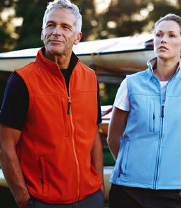 Regatta Flux Shell Gillet - Mens/Unisex