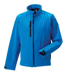 Russel Mens Softshell - 140M