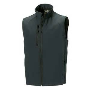 Russel Soft Shell Gillet - Mens - 141M
