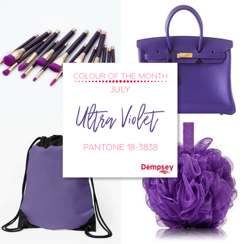 Colour of the Month - July - Ultra Violet