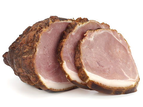 燻製肉スライス