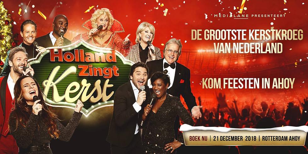 Holland Zingt Kerst 2018