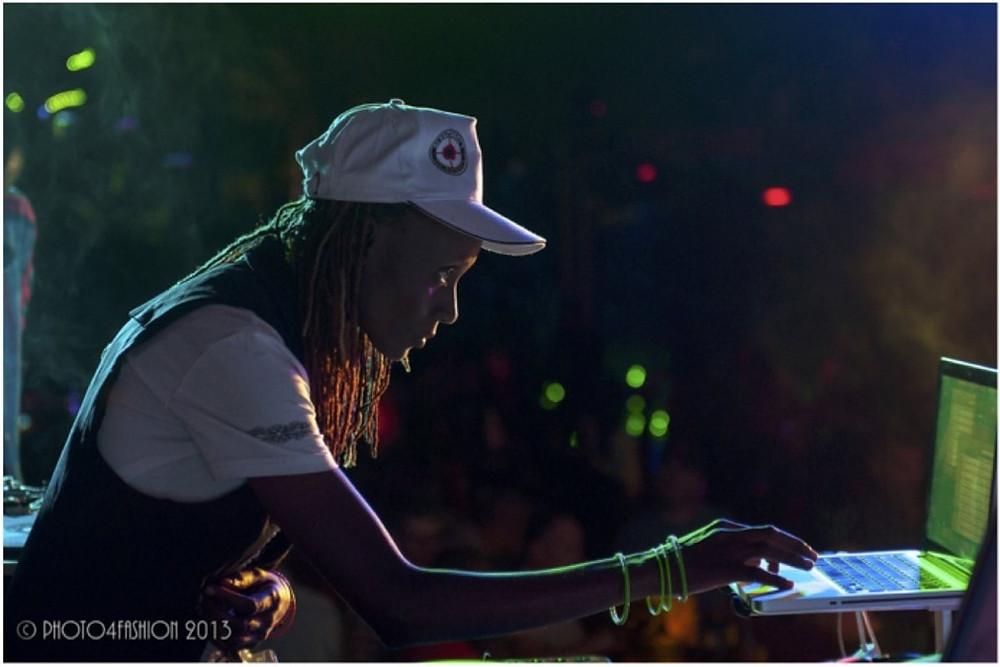 Female DJ In Kampala