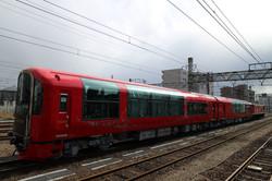 3月下旬、えちごトキめき鉄道直江津駅に甲種回送されました。