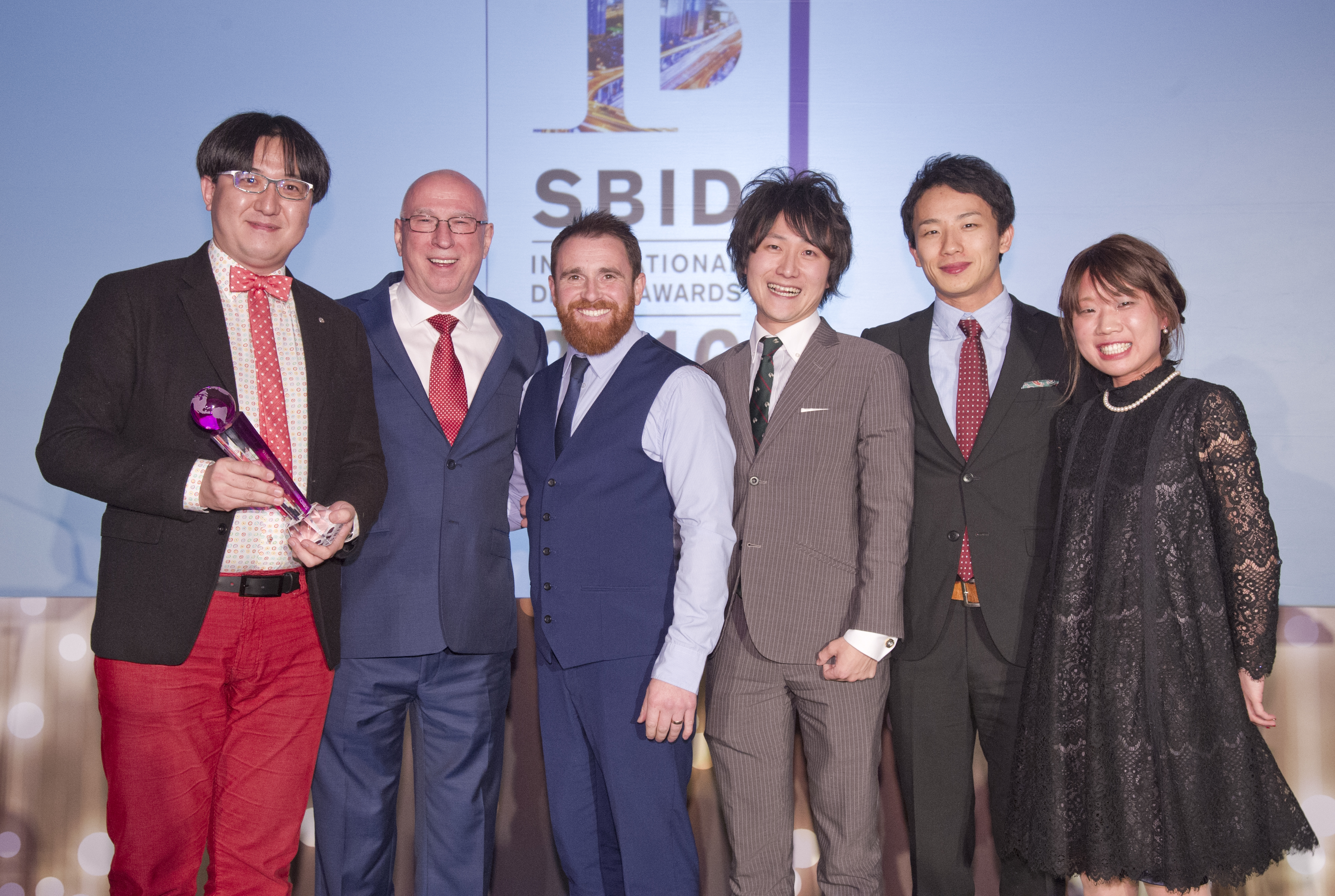 Public Space Winner SBID Awards 2016