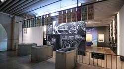 昭和30年代の上野駅を再現
