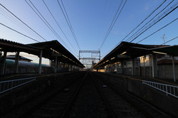 新しい結崎駅