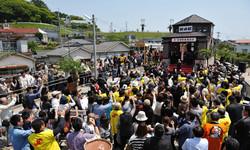 みんなで作った、枕崎駅