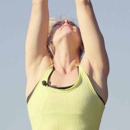 Online Yoga på Vaia med Emely