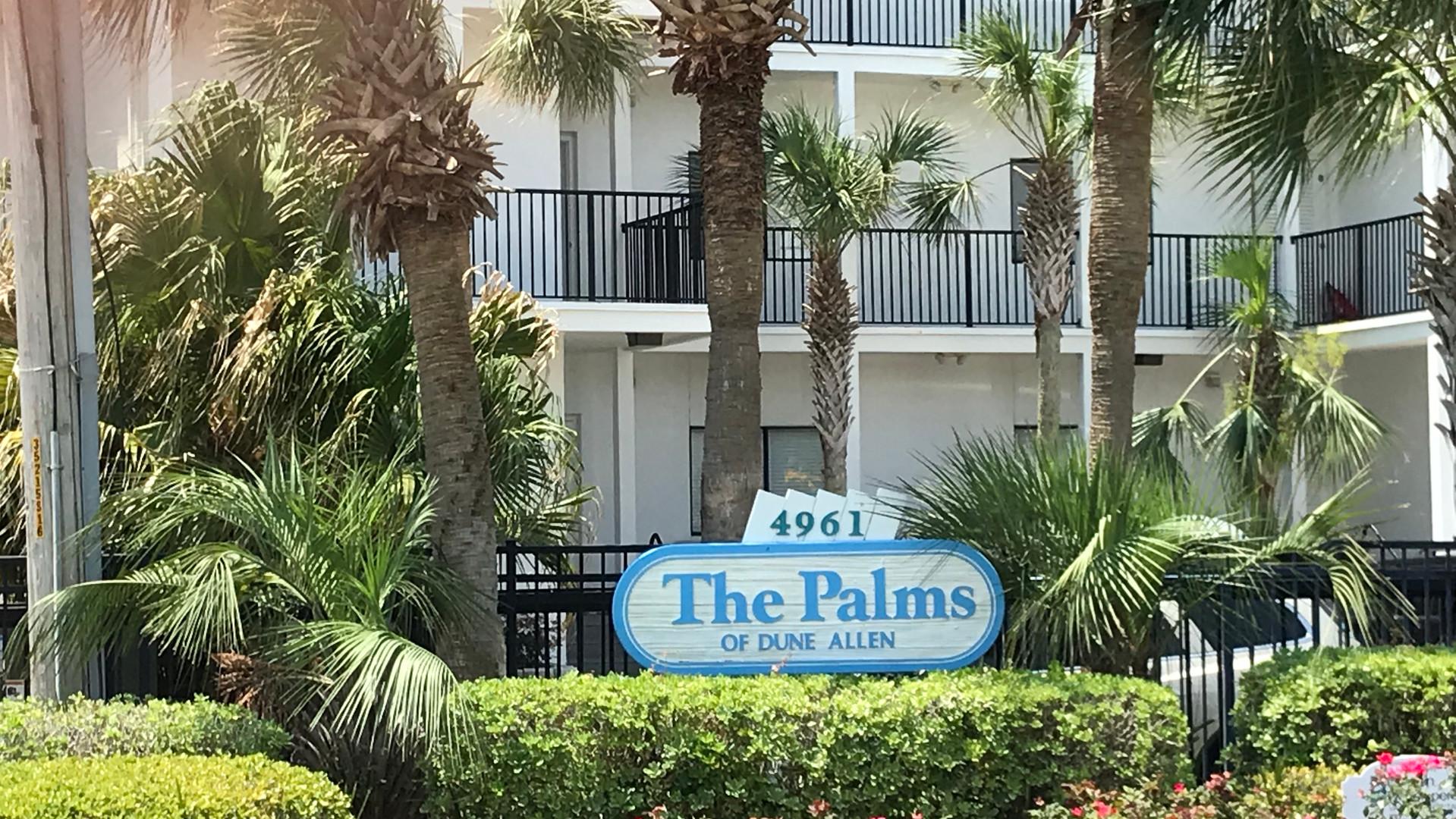 The Palms of Dune Allen