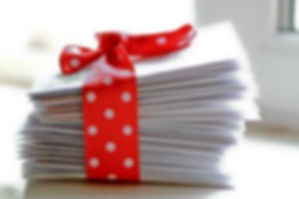 stack of christmas greeting letters.jpg