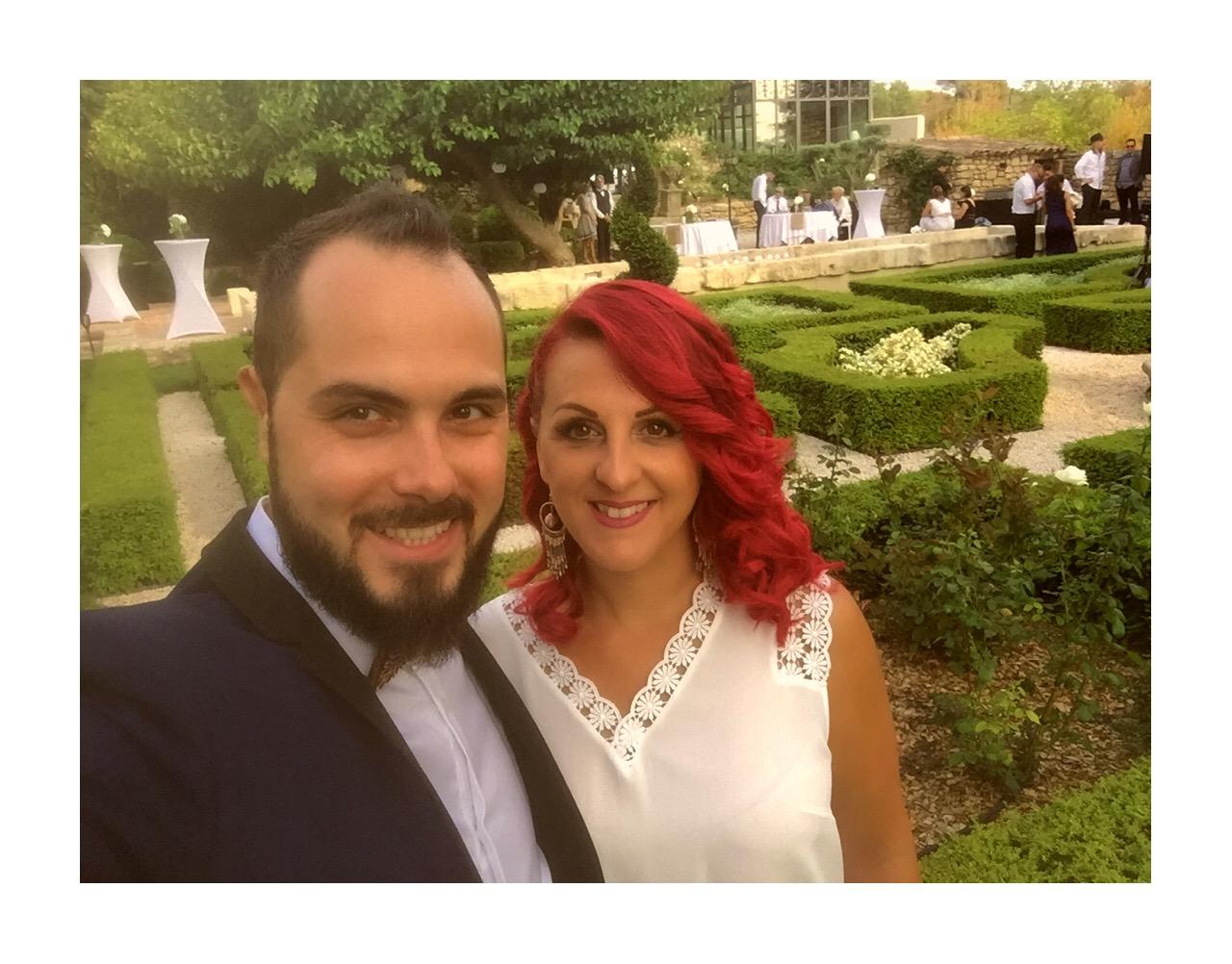 Mariage Naïs et David