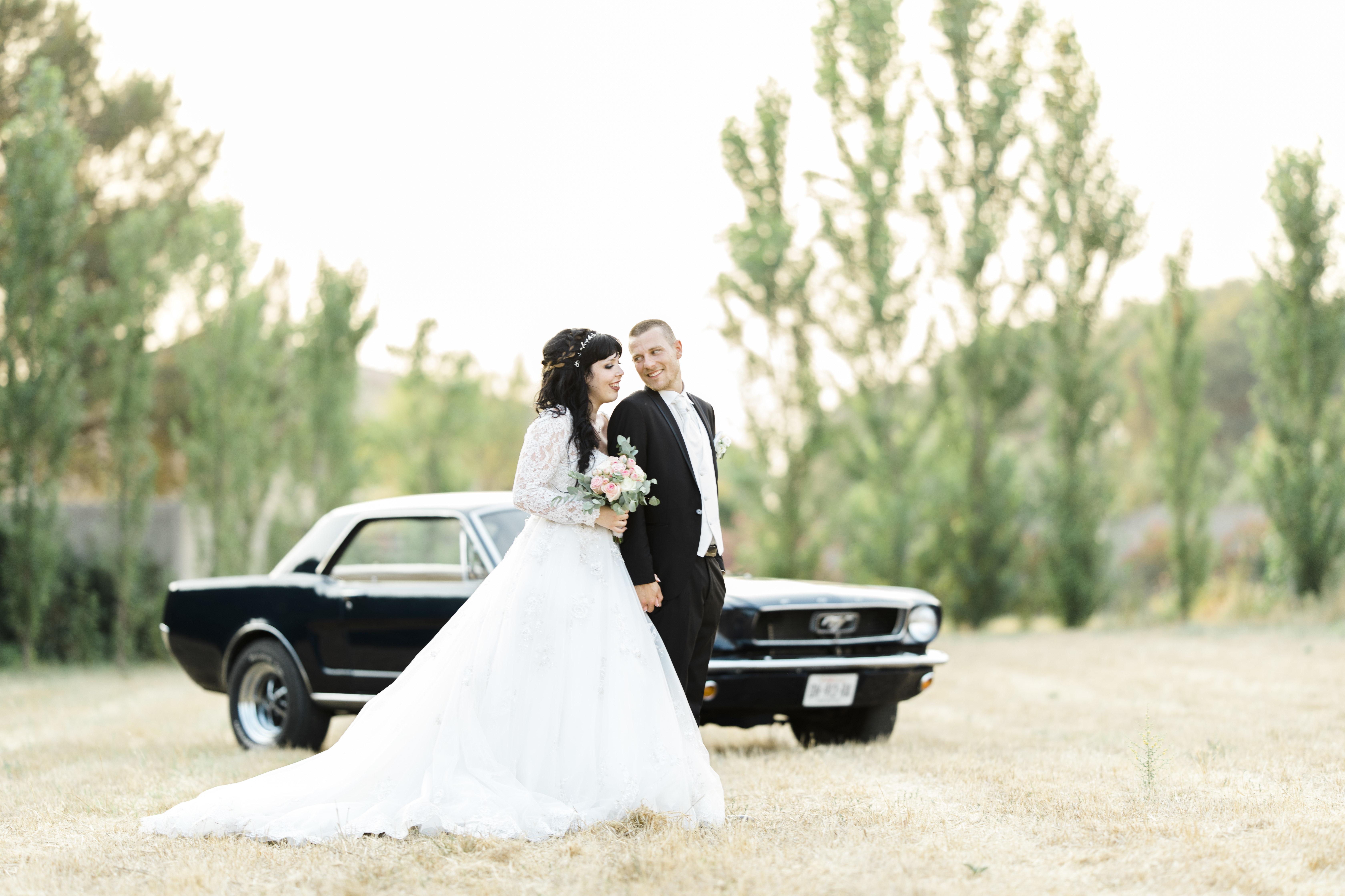 Caroline et Alexandre