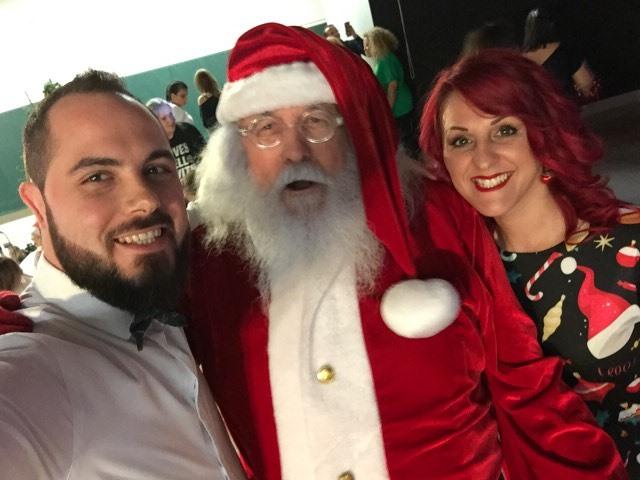 Le Vrai Père Noël à Roquevaire
