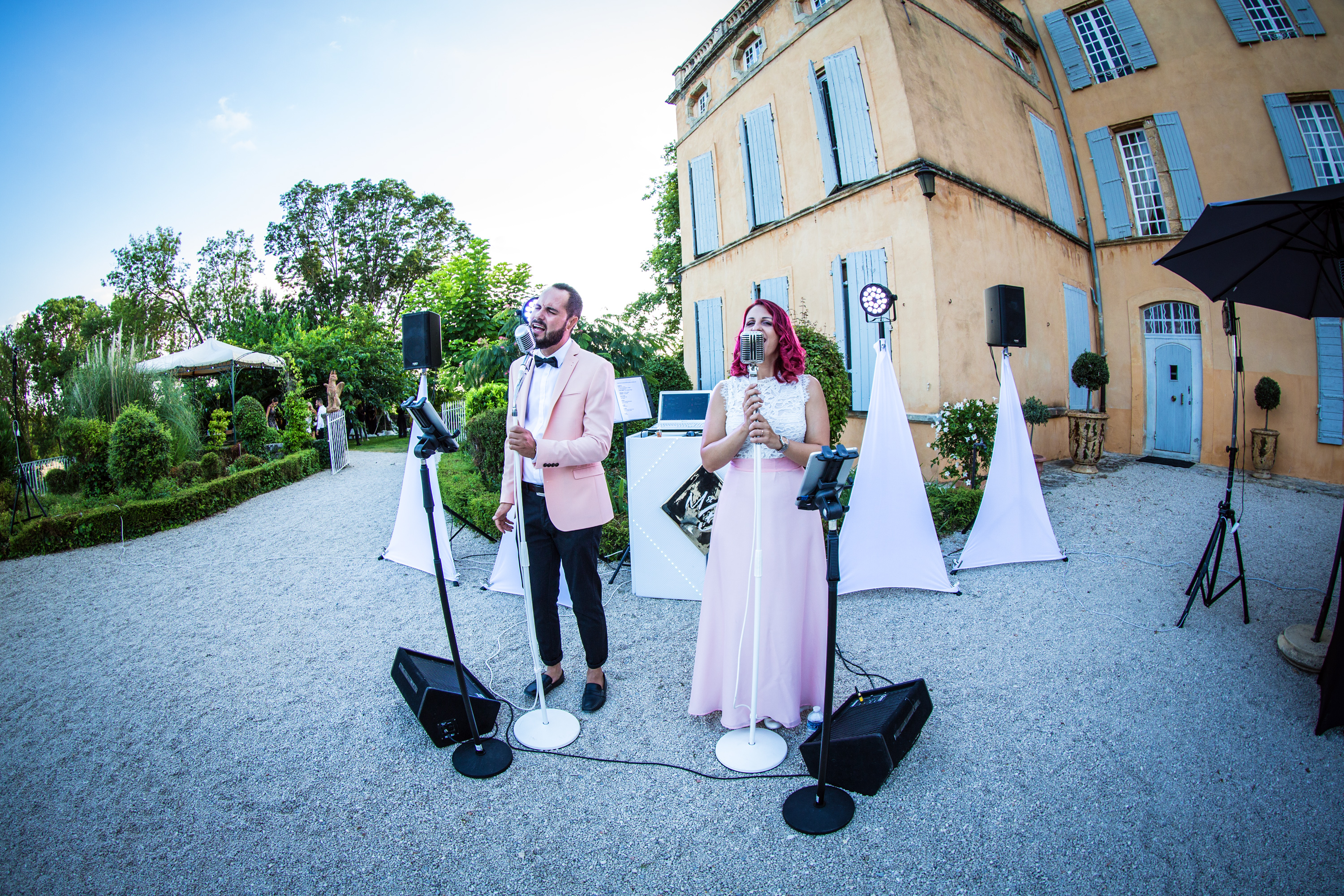 Music&Band, mariage Fiona & Steeven Aygu