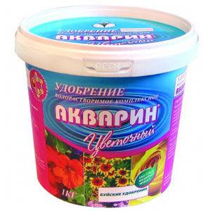 Удобрения для цветов Аквамарин