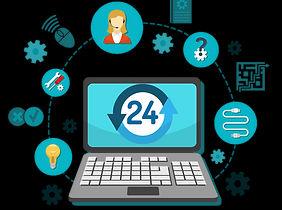 техническая поддержка сайтов, администрировние и сопровождение