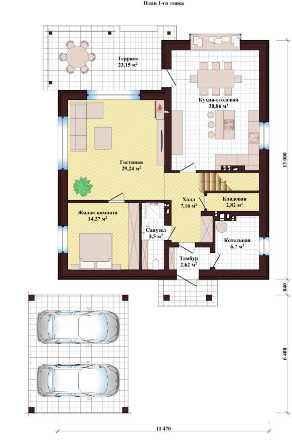 T24-1этаж