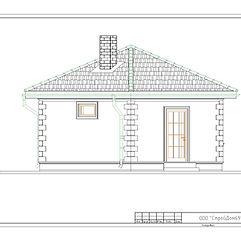 проектирование домов, фасады