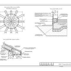 проектирование домов, разрезы и узлы