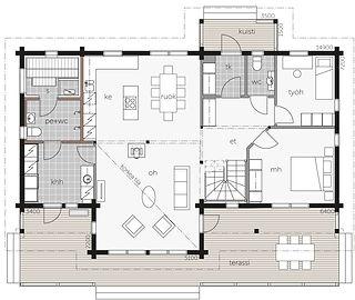 строительство домов из профилированого бруса