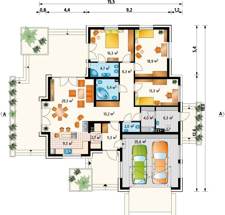 Дом Т1