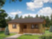 Строительство каркасных домов в Твери и Московской области. Проект 05