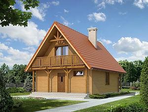 Строительство каркасных домов в Твери и Московской области. Проект 11