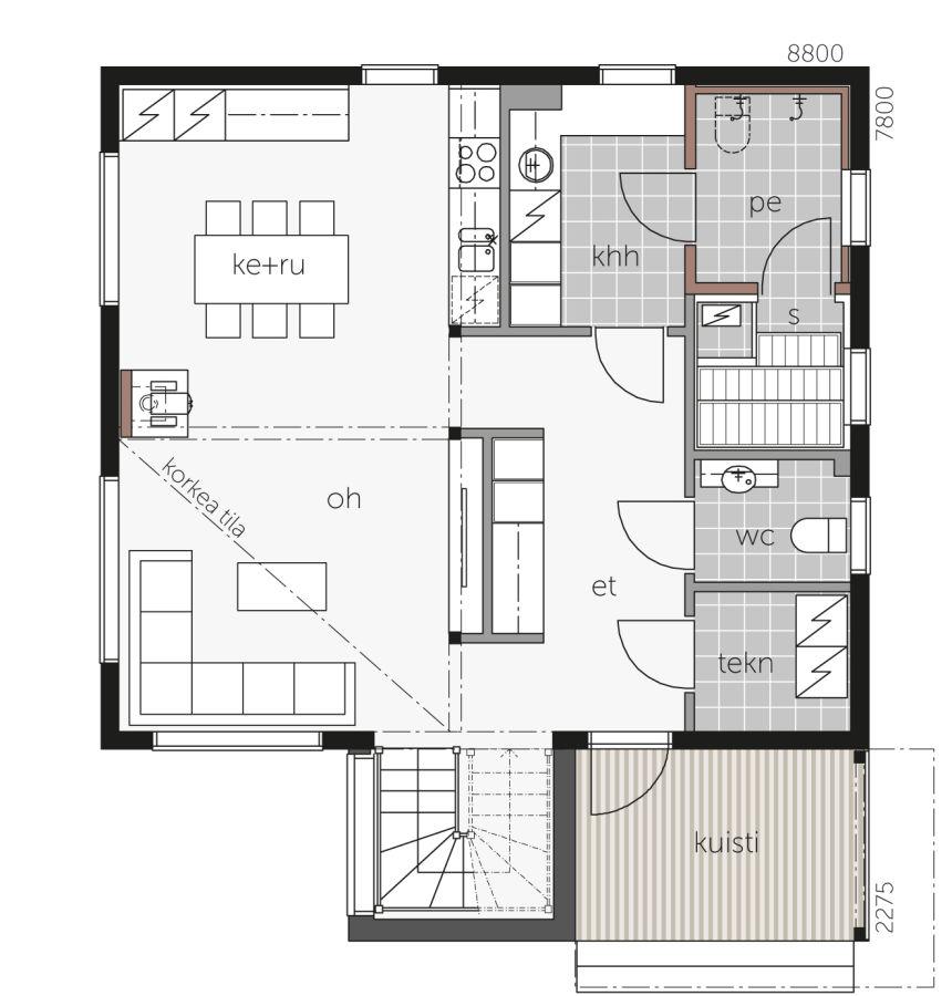 Б16+1этаж