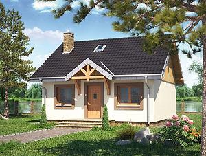 Строительство домов из блока и кирпича. Проект Т7