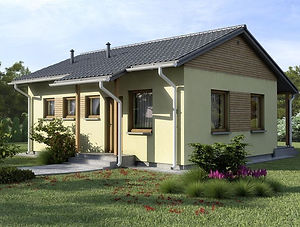 Строительство каркасных домов в Твери и Московской области. Проект 06