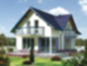 Строительство домов из блока и кирпича. Проект Т15