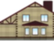 Строительство домов из блока и кирпича. Проект Т27