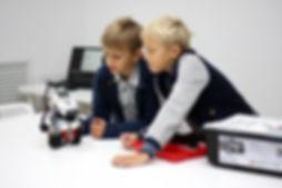 Робототехника для детей в Твери