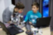 Робототехника для детей 10-14 лет
