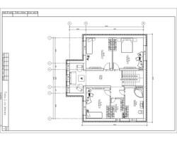 Проект дома Т31-1