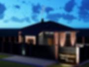 Строительство домов из блока и кирпича. Проект Т29