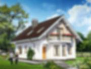 Строительство домов из блока и кирпича. Проект Т11
