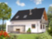 Строительство домов из блока и кирпича. Проект Т9