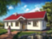 Строительство домов из блока и кирпича. Проект Т5