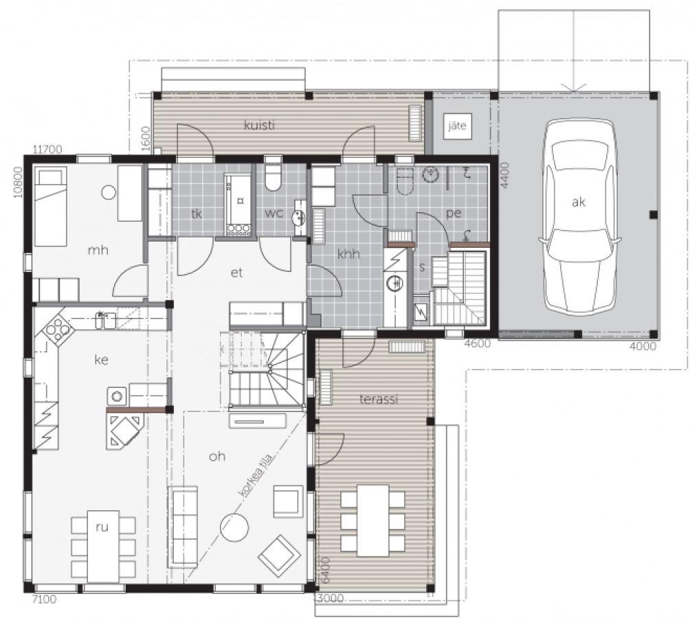 Б15-1этаж