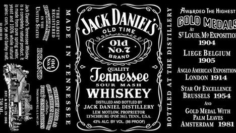 Jack Daniels fact checking....