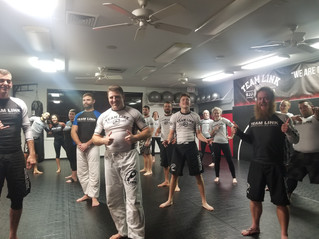 BJJ No Gi program growing at Team Link Northampton